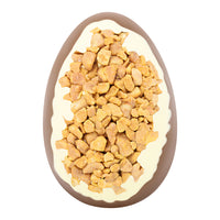Milk Chocolate Honeycomb Egg - 250g