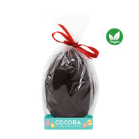 70% Dark Chocolate Vegan Easter Egg - 250g NEW wrapped
