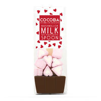 Milk Hot Chocolate Spoon with Heart Marshmallows_wrapped
