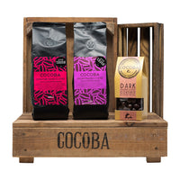 Coffee & Beans Gift Set (crate not included)