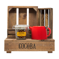 Time for Tea Gift Set (crate not included)