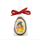 Milk Chocolate Candy Coated Mini Easter Egg - 40g, wrapped