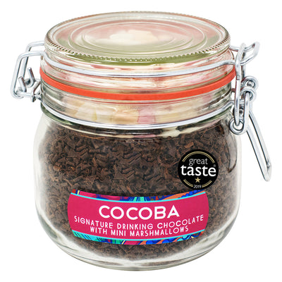 Hot Chocolate Jar with Mini-Marshmallows_Great Taste Award Winner_2