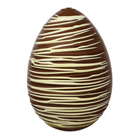 Giant 2kg Cocoba Milk Chocolate Easter Egg
