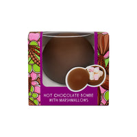 Hot Chocolate Bombe in a box