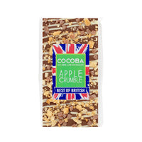 Apple Crumble Chocolate Bar