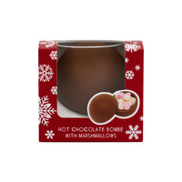 Christmas Hot Chocolate Bombe in a Box