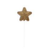 Christmas Star Milk Chocolate Lollipop