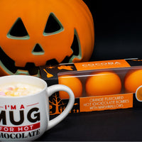 Limited Edition Halloween Hot Chocolate Bombe (3 Bombes)