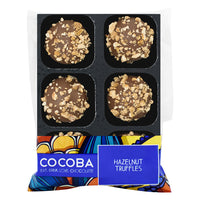 Hazelnut Chocolate Truffles_Tray of 6