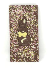 Happy Bunny Easter Chocolate Bar