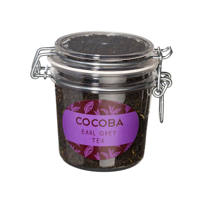 Loose Leaf Earl Grey Tea_40g jar