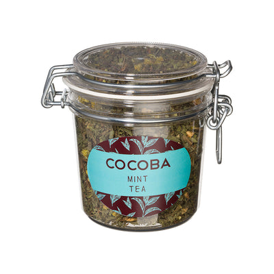 Loose Leaf Mint Tea_40g jar