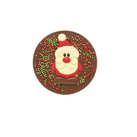 Christmas Santa Milk Chocolate Tree Hanger