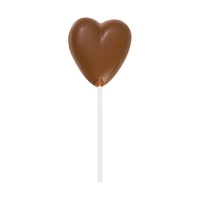 Milk Chocolate Heart Lollipop