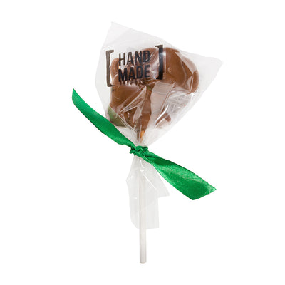 Puppy Milk Chocolate Lollipop_wrapped