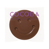 Mini Chocolate Smiley Face Milk Chocolate_wrapped