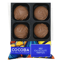 Milk Chocolate Truffles_Tray of 6