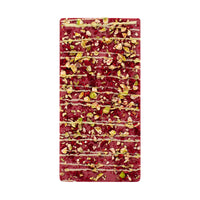Limited Edition Ruby Chocolate Bar With Raspberry & Pistachio