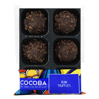 Rum Truffles_Tray of 6