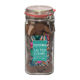 Salted Caramel Buttons Giant Jar