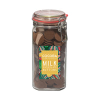 Milk Chocolate Buttons Giant Jar