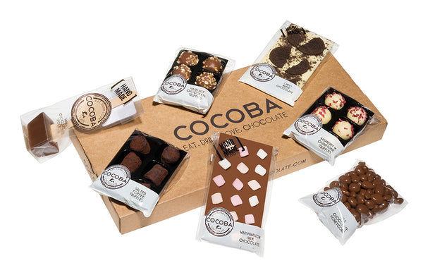 The Cocoba Collection Box