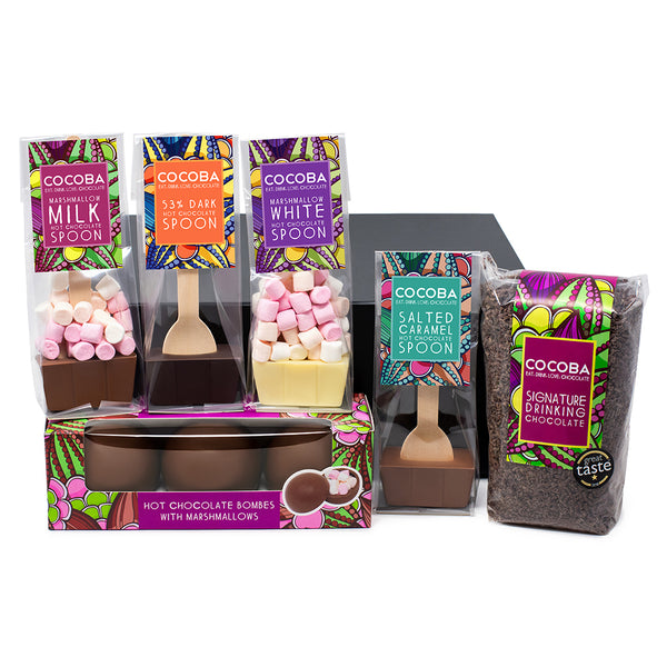 The Hot Chocolate Collection Box