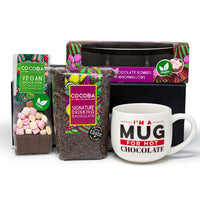 Vegan Luxury Hot Chocolate Gift Set