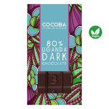 Cocoba 80% Dark Chocolate Bar_wrapped