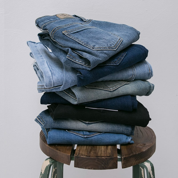 CHUU -5KG Jeans, seen on GoodMorningAmerica, sold more than 2,000,000 pairs now.