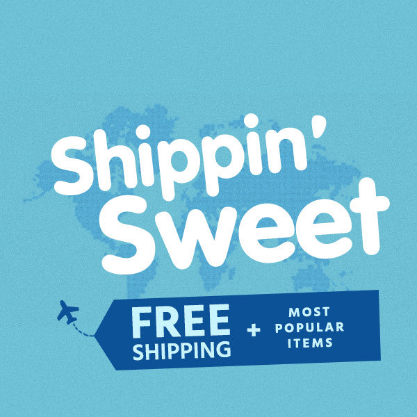 Get your Somethin' Sweet now with Shippin' Sweet!