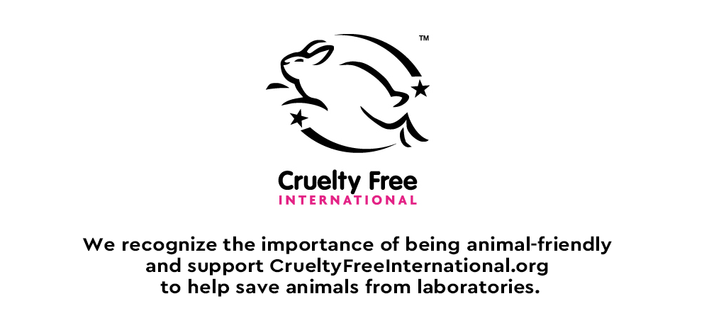 BEIGE CHUU is a proud supporter of cruelty free international.
