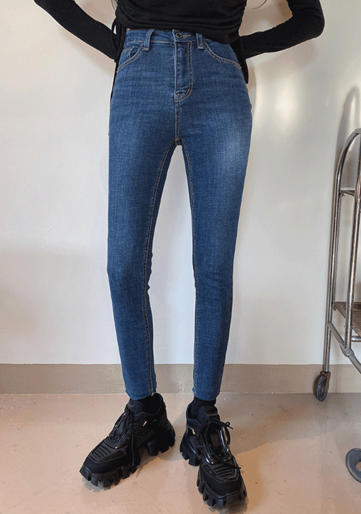 The Most Room In Your Heart Denim Jeans