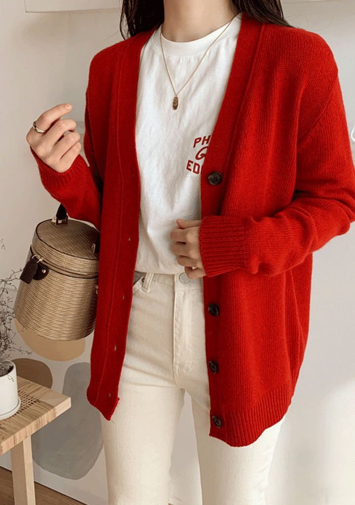 UPTOWNHOLIC cardigans All These Things Knit Cardigan