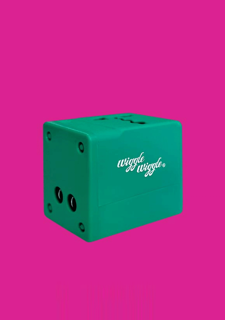 WIGGLEWIGGLE accessories Travel Multi Adapter - Green