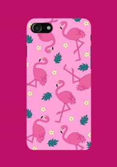WIGGLEWIGGLE accessories Makers Case - Dancing Flamingo