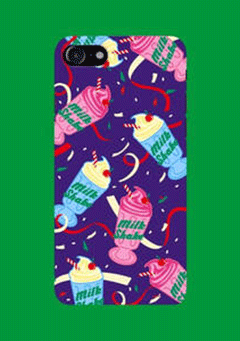 WIGGLEWIGGLE accessories Makers Case - Milk Shake