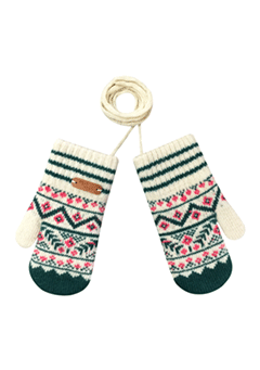 WIGGLEWIGGLE accessories Kids Gloves / Bohemian