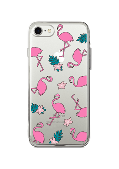 WIGGLEWIGGLE accessories Air Case / Dancing Flamingo