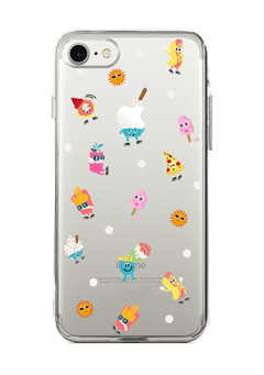 WIGGLEWIGGLE accessories Air Case / Ice Cream Vacance
