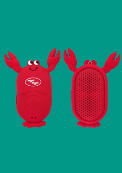WIGGLEWIGGLE accessories Bluetooth Speaker / Lobster