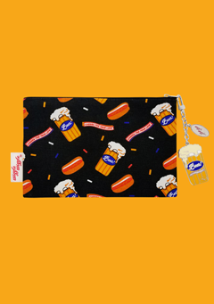 WIGGLEWIGGLE bags Pouch(M) / Beer