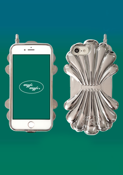 WIGGLEWIGGLE accessories Shell Case(Metal) / Silver