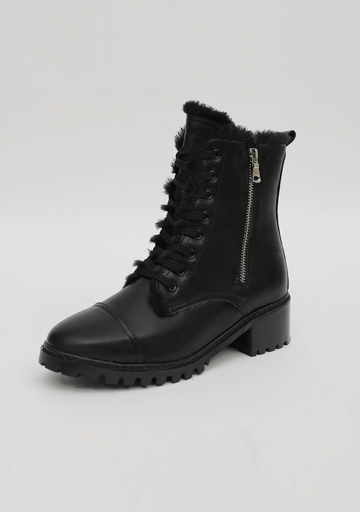 DABAGIRL shoes Sirocco Walker Laced Boots