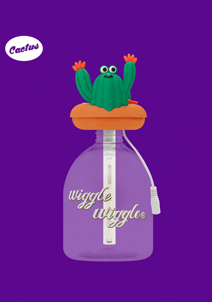 WIGGLEWIGGLE accessories USB Humidifier - Cactus