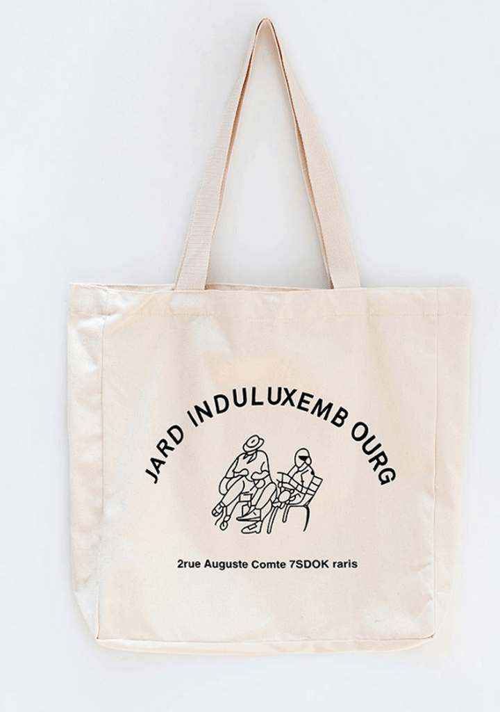 Breaktime Print Eco Bag