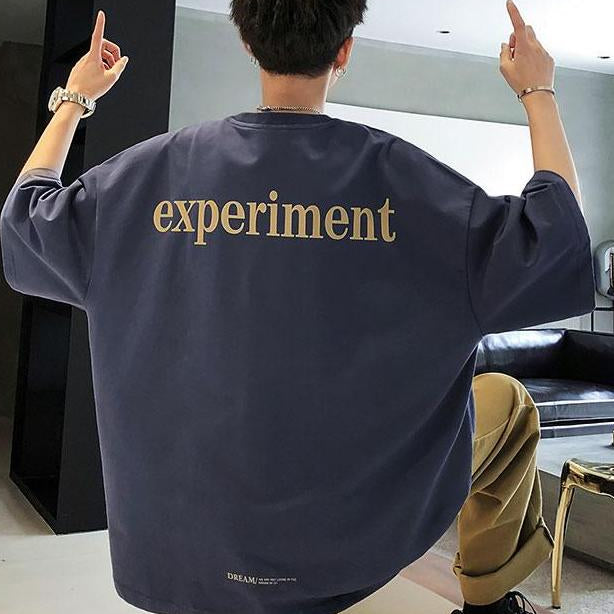 EXPERIMENT oversized T-Shirt