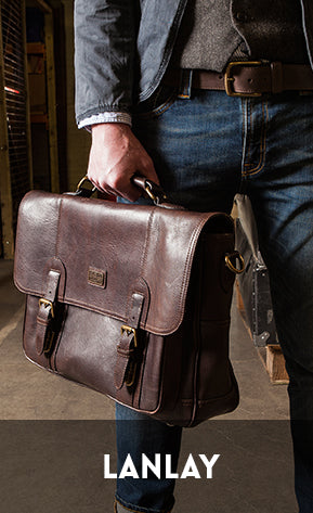 Men's premium leather bags