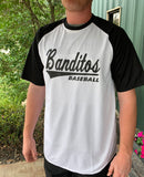 Banditos White/Black Jersey DriFit
